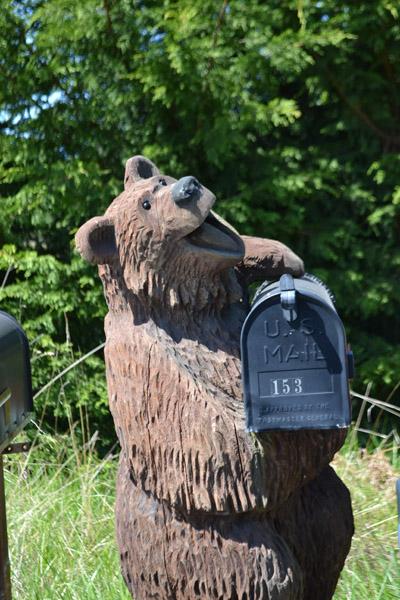 my favorite mailbox sequim daily photo