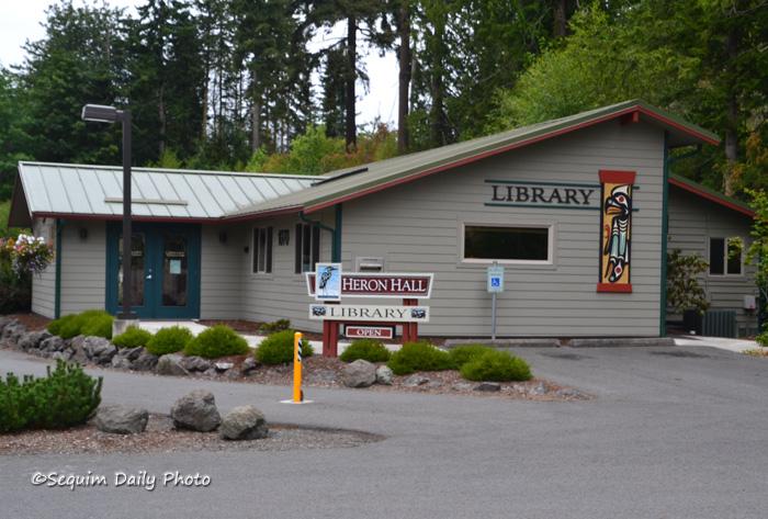 S'Klallam Library